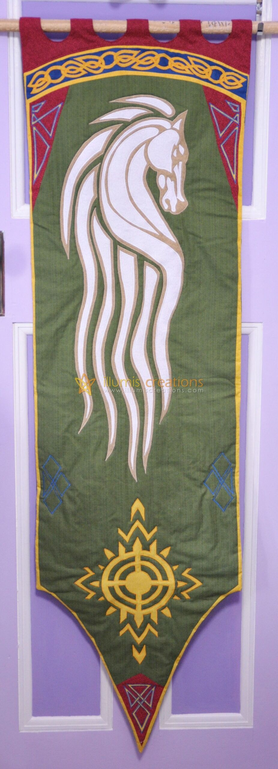 Riders of Rohan Banner