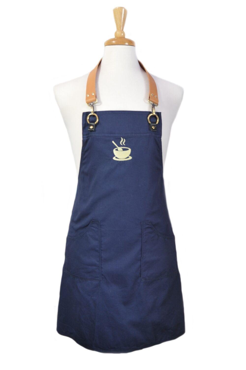 Custom-made apron