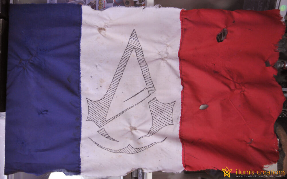 Assassin's Creed Unity Flag