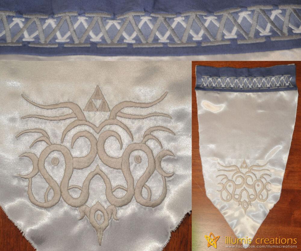 Zelda glove covers